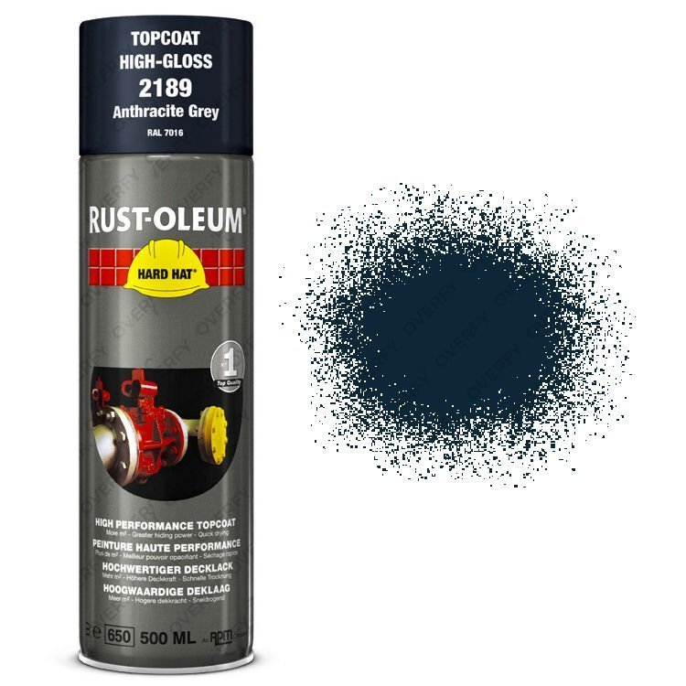 Ral Anthracite Grey Spray Paint